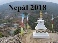 Nepál 2018